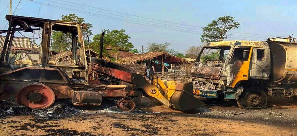 Maoist attack (Photo Source: PTI)
