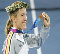 Justine Henin highlights 'magical' Olympic moment, calls French Open her second 'home'