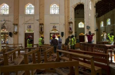 Lankan Catholic churches cancel all Sunday mass until further notice