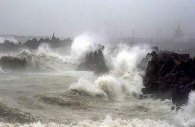 NASA satellites track Cyclone Fani along India's coastline