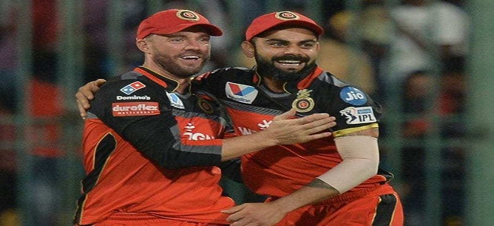 Virat Kohli and AB de Villiers apologies for 'up and down' performance in IPL (Image Credit: Twitter)
