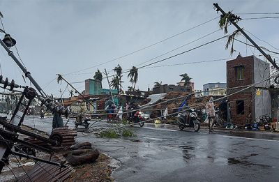 Cyclone Fani claims 16 lives in Odisha, 14 in Bangladesh, massive restoration work mounted
