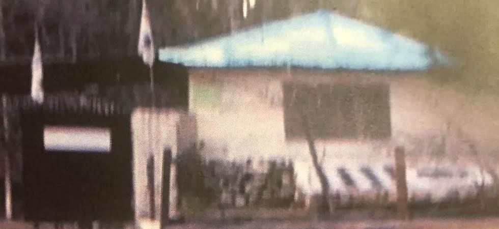 Picture of a JeM camp, which was destroyed by the Indian Army in February 26 Air Strike (ANI Photo)