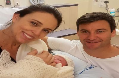New Zealand PM Jacinda Ardern gets engaged to long-time partner Clarke Gayford