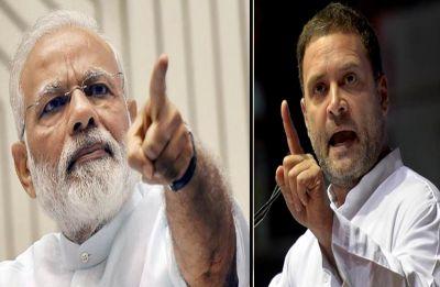 PM Modi raises Rahul Gandhi's alleged Scorpene link in Pratapgarh rally