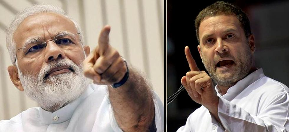 According to filings made by the Backops UK, Rahul Gandhi and Mcknight were the founding directors of the company. (File photo)