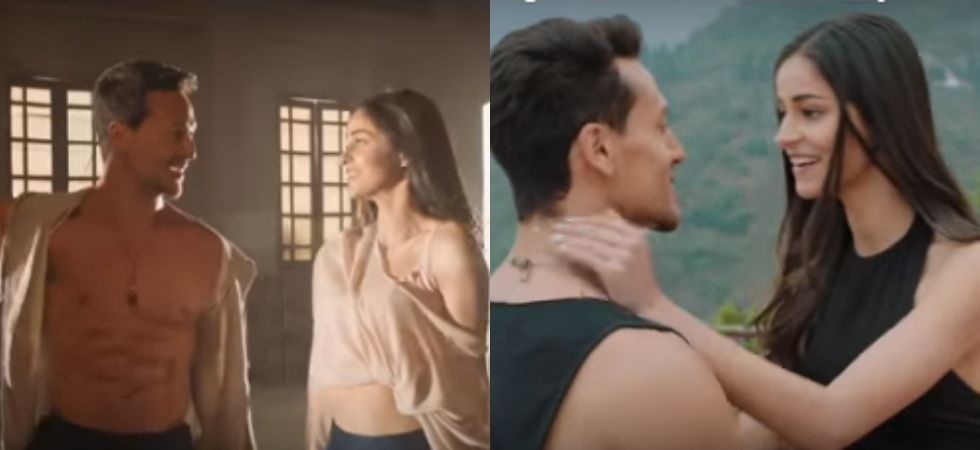 Ananya Panday and Tiger Shroff's sweet romance is just unmissable.