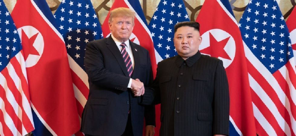Trump says still confident in Kim after North Korea test launch (file photo)