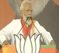 'Mahamilawati' parties do not want to acknowledge India's strength: PM Modi in Bhadohi