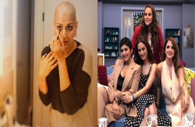 Sonali Bendre on going bald: My hair was very much part of my personality