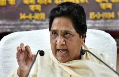 We brought down Vajpayee government, Mayawati warns Congress for inducting BSP's Guna candidate