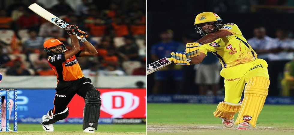 Vijay Shankar is chosen ahead of Ambati Rayudu in World cup squad (Image Credit: Twitter)