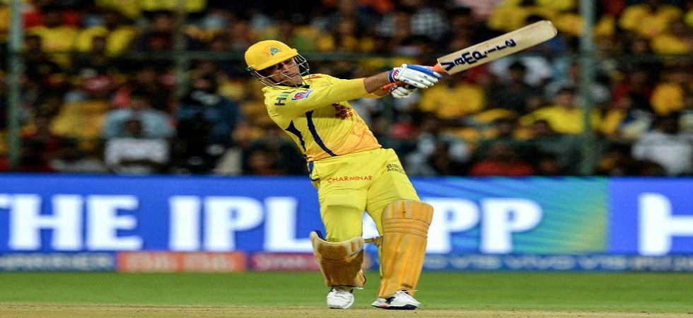 Mahendra Singh Dhoni will be seen in action against Mumbai Indians on Tuesday (Image Credit: Twitter)
