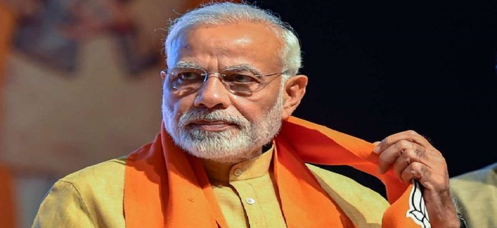 PM Modi had targeted former prime minister Rajiv Gandhi while attacking Rahul Gandhi during a rally in UP. (File Photo: Twitter)