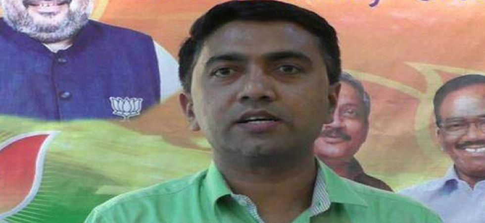 My govt will complete tenure, says Goa CM Pramod Sawant (file photo)