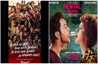 Kangana Ranaut's 'Mental Hai Kya' and Hrithik Roshan's 'Super 30' to collide at box office