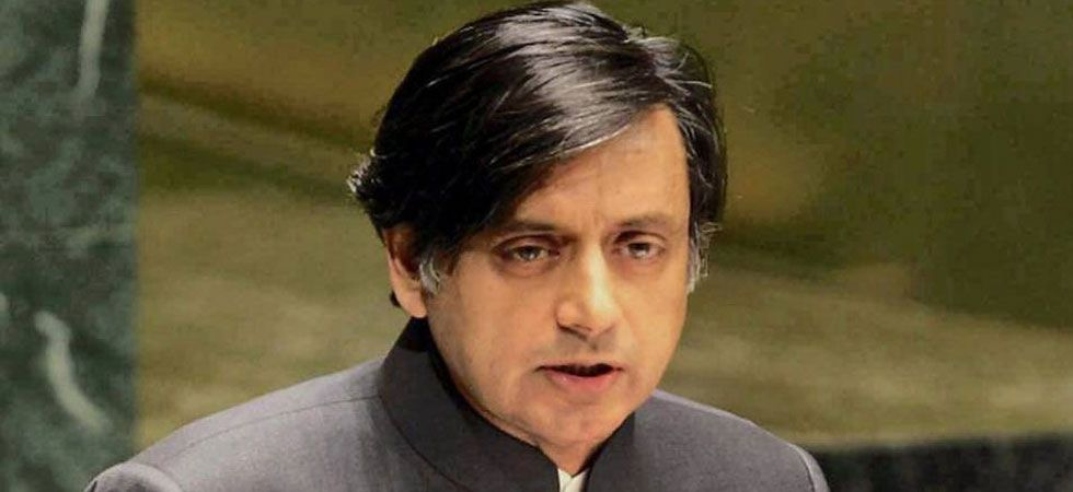 Shashi Tharoor has sparked a controversy by showering praise on Pakistan Prime Minister Imran Khan