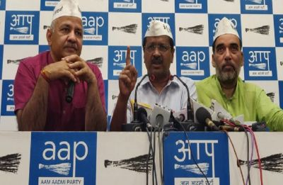 Priyanka wasting time in Delhi, should go to Rajasthan and Madhya Pradesh: Arvind Kejriwal