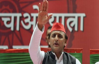 'Baba CM' doesn't know how to operate laptop: Akhilesh Yadav's dig at Yogi Adityanath