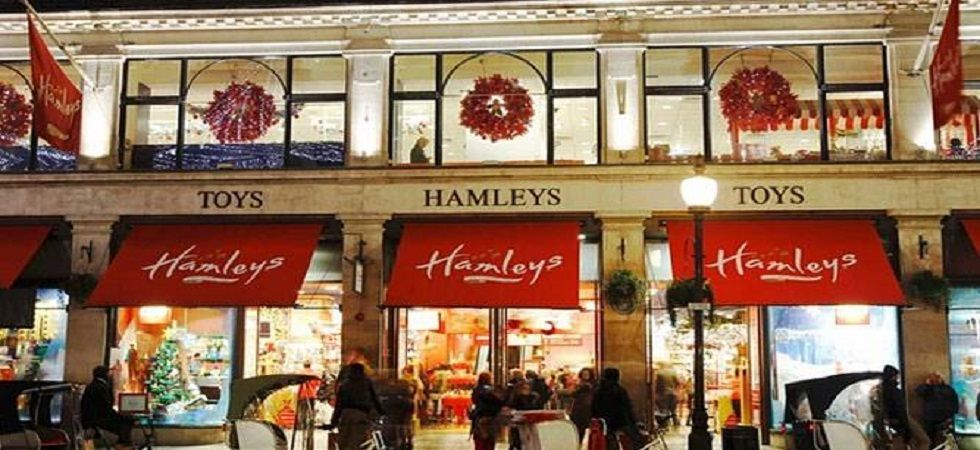RIL to acquire British toy-maker Hamleys for Rs 620 crore (file photo)