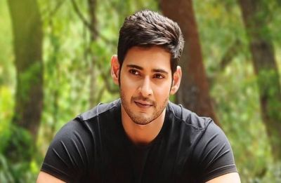 Mahesh Babu receives best wishes for his 25th film Maharshi from Karan Johar