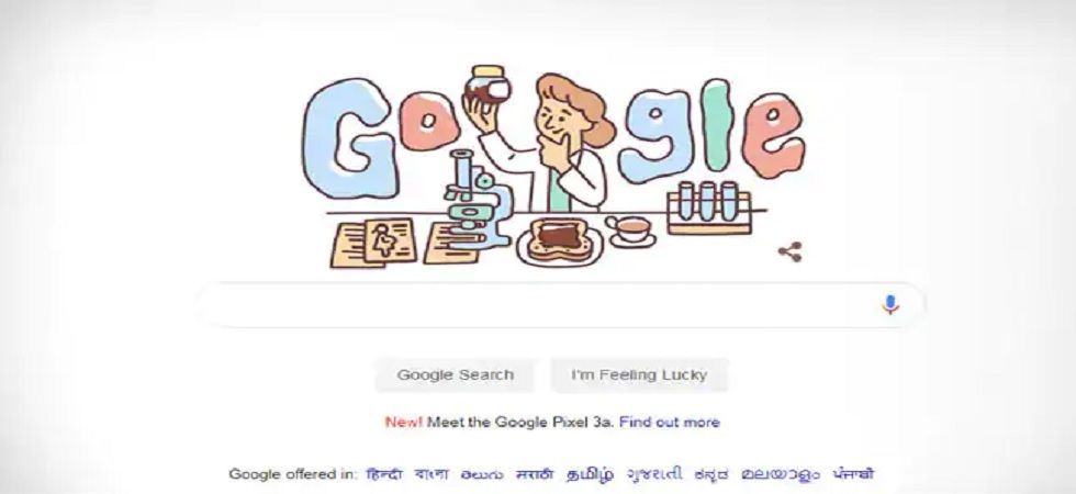 Google often uses variations of its Doodle to draw attention to notable people and events
