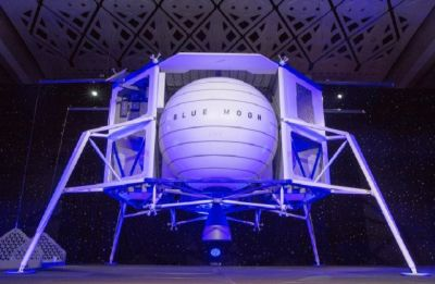 Blue Moon Lunar Lander: What is Amazon's Jeff Bezos planning to do?