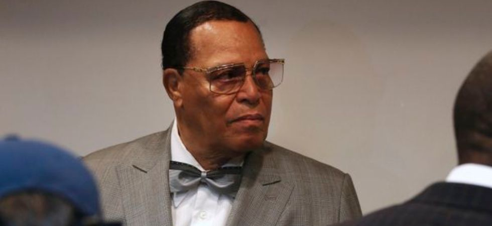 Head of the Nation of Islam Louis Farrakhan (Photo Credit: Twitter)