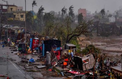 Protests break out in Cyclone Fani-hit Odisha over power, water crisis due to storm