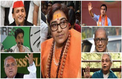 Lok Sabha Elections 2019: From Gautam Gambhir to Sheila Dikshit, key contests in Round 6