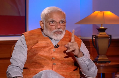 PM Modi on News Nation: 'Provide me proof of any rally where I sought vote in the name of Army'