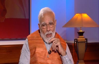 PM on News Nation: Did Modi ever carry a wallet? Here is an interesting answer