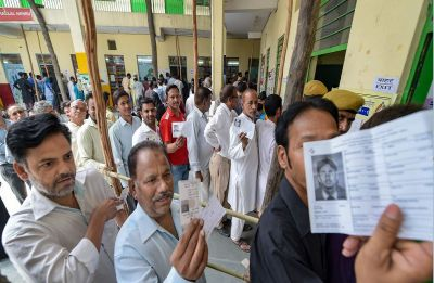 Lok Sabha Elections: Delhi records 60 per cent turnout in 7 seats, sees dip in polling percentage