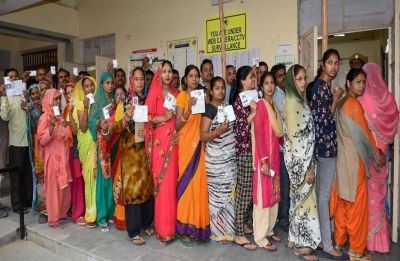 Haryana: Over 66% polling recorded in Phase 6 of Lok Sabha elections, minor skirmishes reported