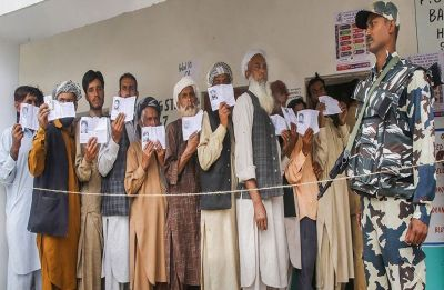 Lok Sabha Elections Phase 6: How to download voter slip