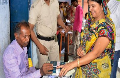 Lok Sabha polls: 59.38 per cent voter turnout recorded in Bihar, one dead in accidental firing