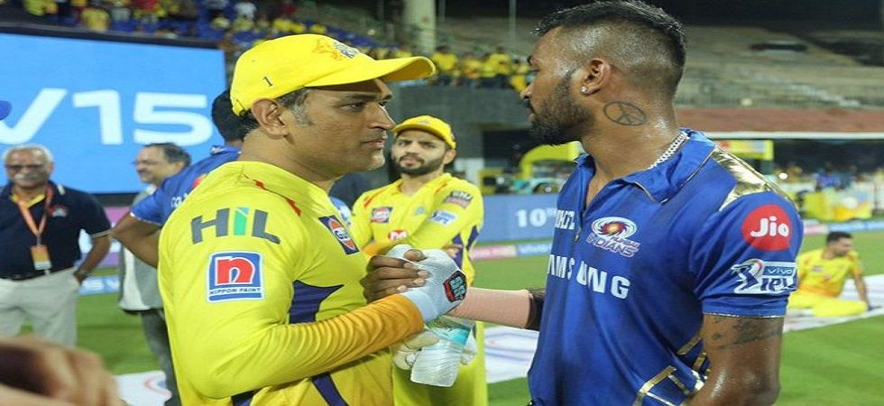 MS Dhoni suffered his sixth loss in the final of the IPL as a player while Chennai Super Kings lost for the fifth time. (Image credit: Twitter)