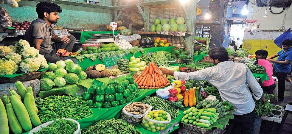 Annual retail inflation in June was 3.18%, up from 3.05% previous month