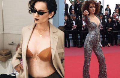 Kangana Ranaut to sport THIS for Cannes 2019 red carpet; reacts to Priyanka, Deepika's MET Gala look