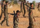 Maoists strike again, set vehicles on fire in Ettapalli taluka of Maharashtra's Gadchiroli