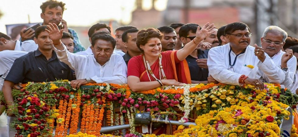 Congress general secretary Priyanka Gandhi (Photo Source: PTI)