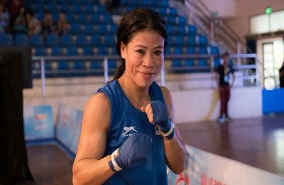 Mary Kom set to make competitive debut in 51kg at India Open