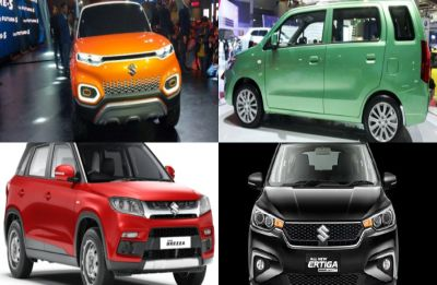 Maruti Suzuki to launch four cars THIS year: Details inside