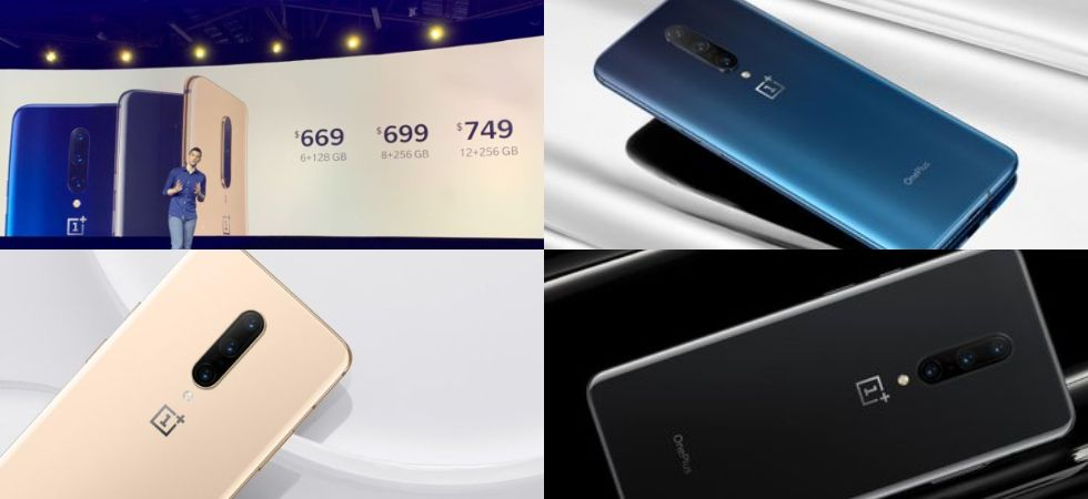 OnePlus series launched (Photo Credit: Twitter)