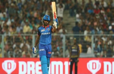 No place for negativity in my life: Shikhar Dhawan