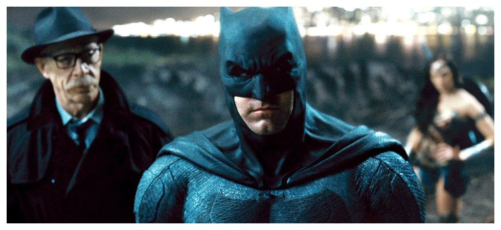 Ben Affleck was advised not to play Batman (Photo: Twitter)