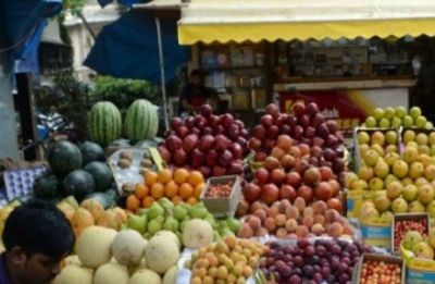 WPI inflation slips to 3.07 per cent in April, from 3.18 per cent in March