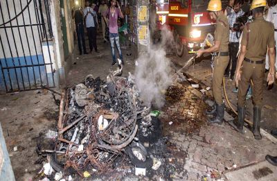 Kolkata Violence: Trinamool releases 'video proof' against 'BJP goons', 'not outsider', says Amit Shah