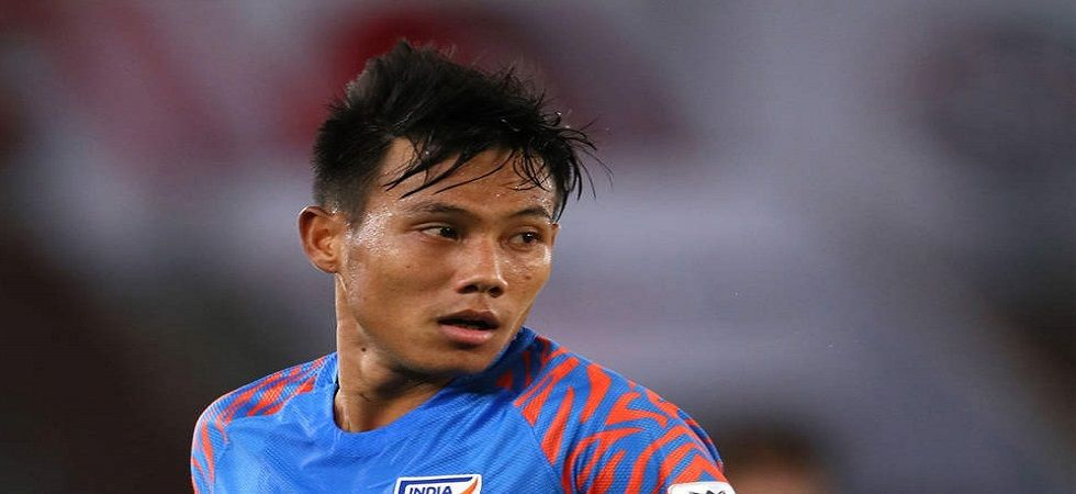 India football team's performance can only go up: Udanta Singh (Image Credit: Twitter)