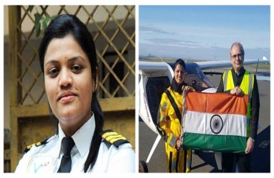 Aarohi Pandit from Mumbai becomes first female pilot to cross the Atlantic in LSA